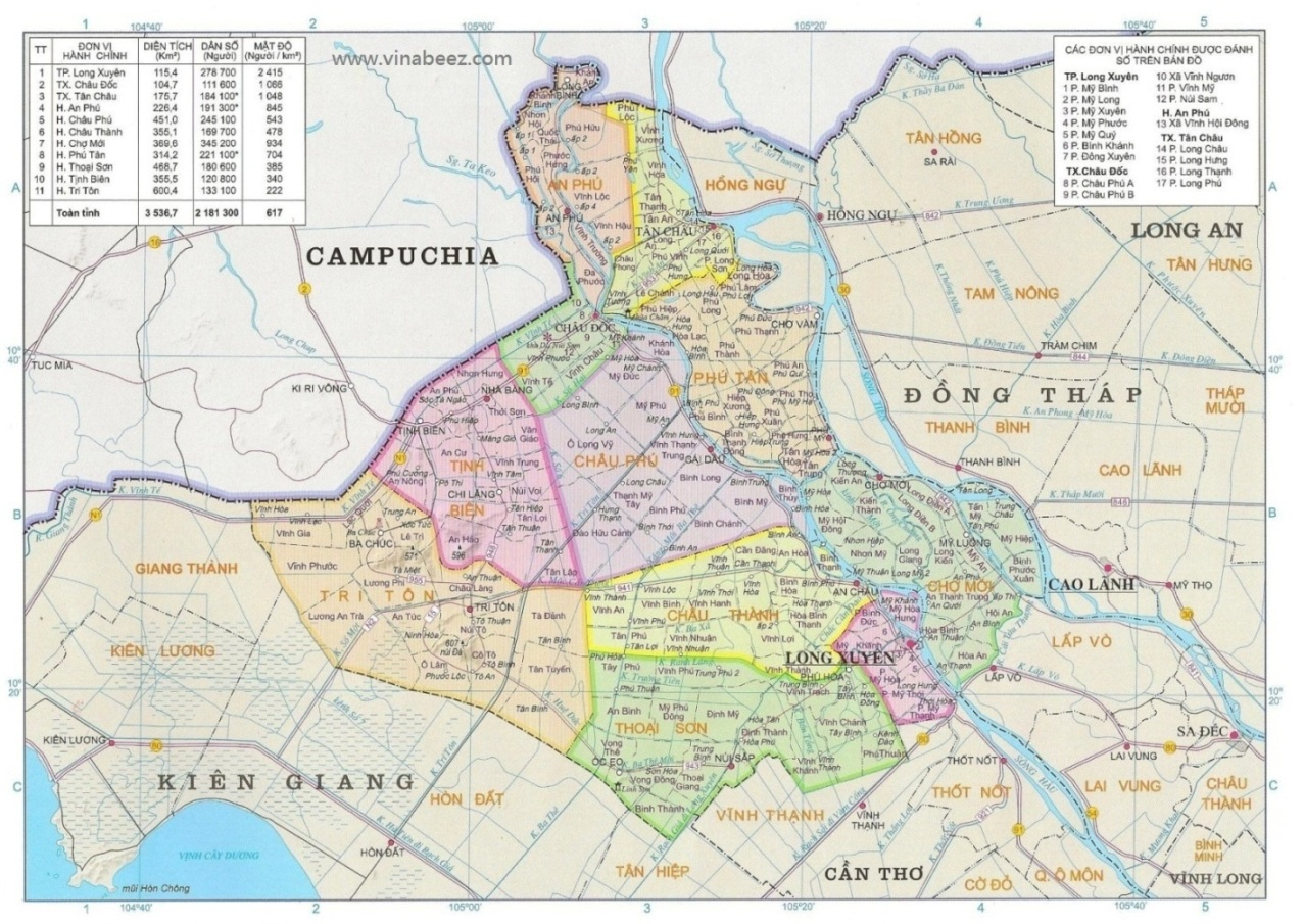 Home > VN Map > An Giang Province