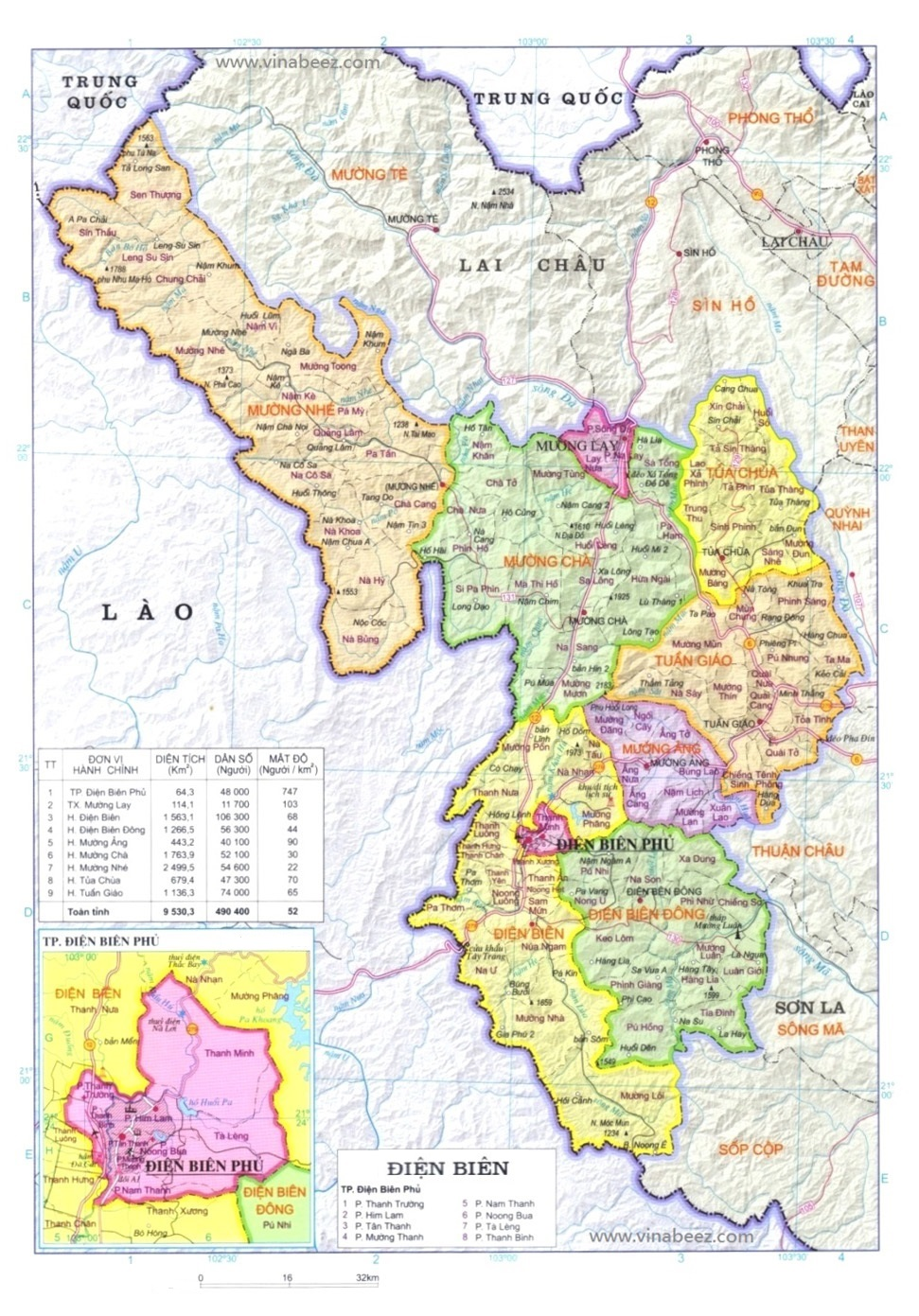 Home > VN Map > Dien Bien Province